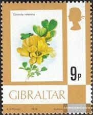 Gibraltar 356II nuevo con goma original 1978 flora y fauna