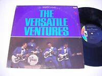 The Versatile Ventures 1967 Stereo LP VG++