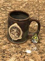 Iron bean coffee company halloween Mug Post Mortem Sunset Hill Like Deathwish