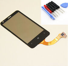 Touch Screen Digitizer Glass Lens Panel Replacement For Nokia Lumia 620 Black