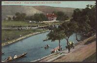 Turkey - Constantinople - Kiosk Impérial aux eaux douces d'Europe - Old Postcard