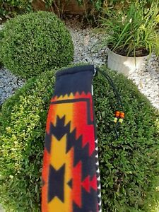 Native American Style Design Flute bag by risingphoenixflutes