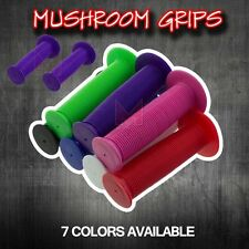NEW Mushroom Bicycle Handlebar Grips Lowrider BMX Beach Cruiser Kids Bike Grip