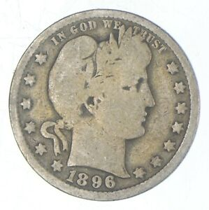 1896-O Barber Dime - Charles Coin Collection *610