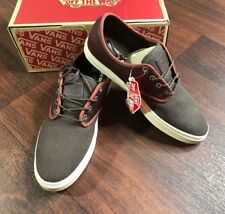 vans Ludlow Leather Sz 8.5 Men EUR 41 NWB