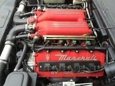 MASERATI QUATTROPORTE V8 QP Evoluzione Motore & Scatola del cambio, motore V8 & CAMBIO