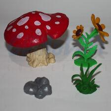 PUFFO PUFFI SMURF SMURFS 40060 Playsat 4. mushroom Fungo 3A