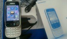 Nokia  6303i - Silber (Ohne Simlock)  wie Neu!! 100% Original !!!