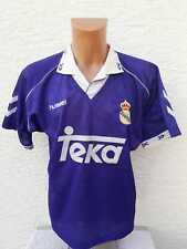 Real Madrid Trikot 1993/94 RAUL Camiseta hummel S M Teka Away Jersey Shirt 90s