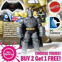 Batman v Superman Mighty Minis *CHOOSE YOURS* Justice League Minifigures