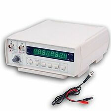 Risepro Digital Frequency Counter Bench Electronics Signal Meter Ac Power Cab