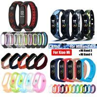 Großhandel Silikon Armband Armband Armband für XIAOMI MI Band 4 MI Band 3