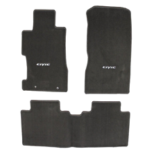 For Honda Civic 16-18 Armrest Box DIY Insert Shell Cover Trim Synthetic Leather