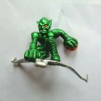 MARVEL COMICS SUPERHERO HERO SQUAD - GREEN GOBLIN figure - Rare - Spider-Man