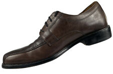 $140 Bostonian Men Size 10M Brown Leather Derby Casual Oxford Bicycle Toe Shoes