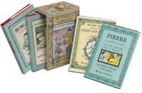 Nutshell Library Box Set Chicken Soup With Rice,One Was Johnny+by Maurice Sendak