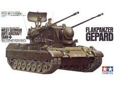 Tamiya 1/35 scale Flakpanzer Gepard Tank - model kit