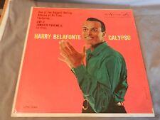 Harry Belafonte Calypso RCA Victor LP #LPM-1248