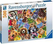 Ravensburger 15042 Unsere Lieblinge 500 Teile Puzzle