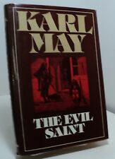 The Evil Saint by Karl May