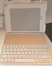Belkin Ultimate Lite PRO Keypad Keyboard Case iPad Air 2 tablet Gold ~Reg $150