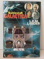 Vintage Battlestar Galactica L.E.M. Lander Toy NIP Collector