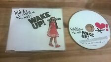 CD pop Kid Alex-wake up! (1 chanson) promo Island universel sc