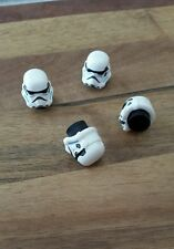 LEGO StarWars StormTrooper Dust Valve Caps. Fits all Honda alloy wheels cars