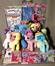 MY LITTLE PONY ULTIMATE LOT OF 19 SUPER CUTE & BRAND NEW SEALED