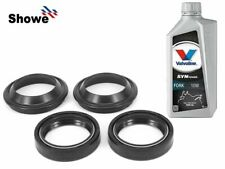 Honda VT 700 1986 - 1987 Fork Oil & Dust Seal Kit - With Oil
