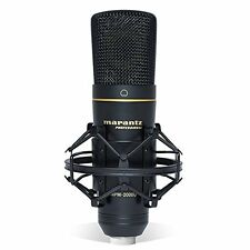 Vocal Marantz Professional MPM-2000U | Studio Condenser USB Microphone with USB