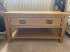 Cotswold Company Solid Oak Coffee Table