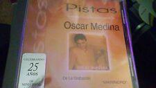 Marinero - Oscar Medina - CD Pistas
