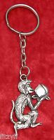 Monkey Primate Keyring Gift Key Ring Ape Souvenir