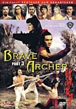 BRAVE ARCHER PT 3(SHAW BROTHERS) DIGITALLY REMATERED AND RESTORED
