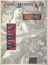 Classical Masterpieces For Guitar Learn to Play Bach Guitar TAB Music Book