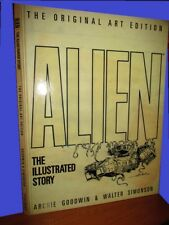 SIGNED Alien Illustrated Artist Edition Signed Limited by Simonson