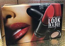 MAC Look in a Box Downtown Diva, Lipstick, Eyeshadow, Mascara, Makeup Bag +more