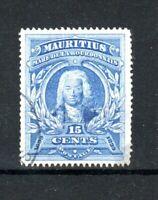 Mauritius 1899 Birth Centenary of la Bourdonais FU CDS