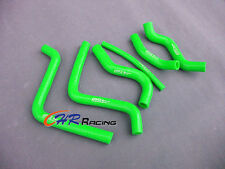 FOR Honda CR125 CR125R 2000 2001 2002 00 01 02 silicone radiator hose GREEN