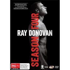 RAY DONOVAN.-Season 4-Region 4-New AND Sealed- 3 DVD Set-TV Series