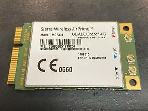 Sierra Wireless AirPrime MC7304 Modul Mini PCIe Karte WWAN 4G LTE GPS