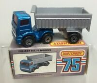 Lesney Matchbox 75 Series No 30 Artic Truck - Mint in its Original Box