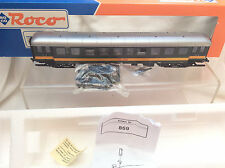 HO ROCO 859 RC 206 MILITARY PASSENGER COACH - BOXED