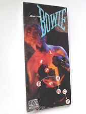 David Bowie ~ LET'S DANCE ~ cd 1983 NEW LONGBOX (long box) Iggy Pop (lets)