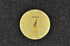 VINTAGE MEN'S BULOVA AUTOMATIC WRIST WATCH MOVEMENT CAL 10CSC - RUNNING