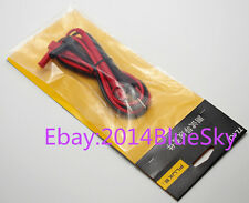 FLUKE TL10 Test Leads For Multimeter 15B+ 17B 312 316 318 317 319 115 116 117