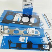 Zylinderkopfdichtung + Schrauben Abgas Ansaug VW Audi Skoda SEAT 1,4 TFSI TSI