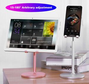 Adjustable Cell Phone Stand Desk Holder Mount Cradle