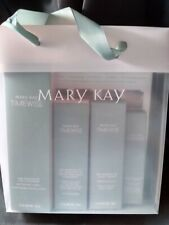 Mary Kay Timewise 3D Age Minimizer Skin Care Set 4 Piece Combination Oily SPF